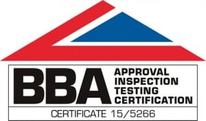 BBA Approved asbestos roof coating